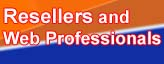 Special offers on Internet Services for  re-sellers & Web professionals